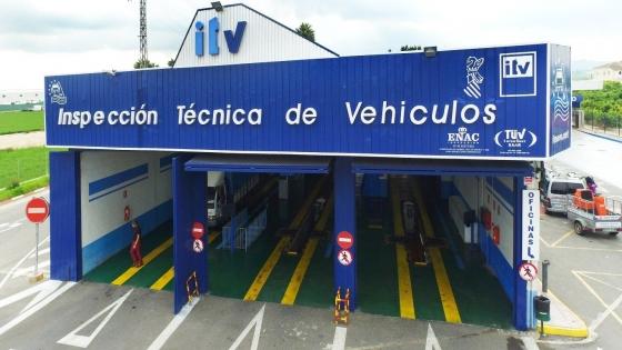 itv pistas iteuve Orihuela - San Bartolomé (Alicante)