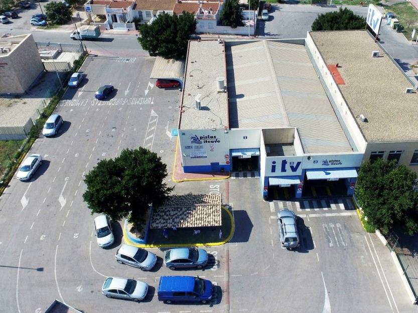 itv pistas iteuve Torrevieja (Alicante)